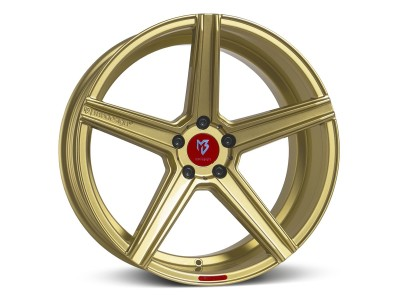 mbDesign KV1 Gold Felge