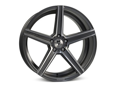 mbDesign KV1 Grey Polished Wheel