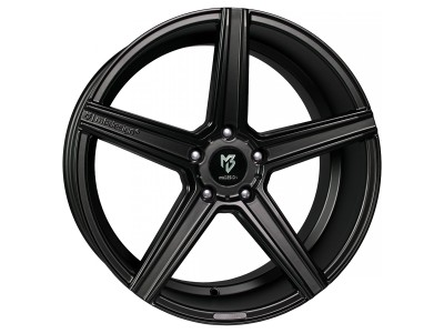mbDesign KV1 Matt Black Wheel