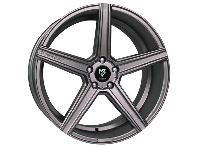 mbDesign KV1 Matt Grey Wheel