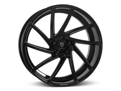 mbDesign KV2 Black Wheel