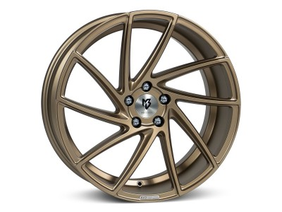 mbDesign KV2 Bronze Light Wheel