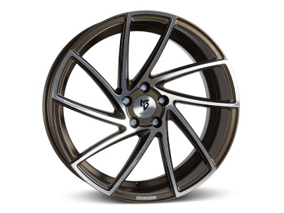 mbDesign KV2 Bronze Polished Wheel
