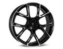 mbDesign KX1 Black Polished Wheel