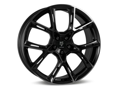 mbDesign KX1 Black Wheel