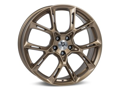 mbDesign KX1 Bronze Light Wheel