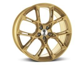 mbDesign KX1 Gold Felge