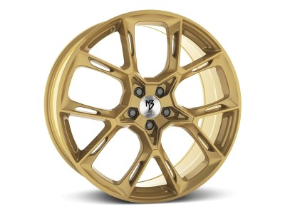 mbDesign KX1 Gold Felge
