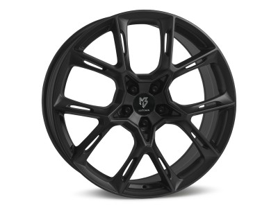 mbDesign KX1 Matt Black Wheel