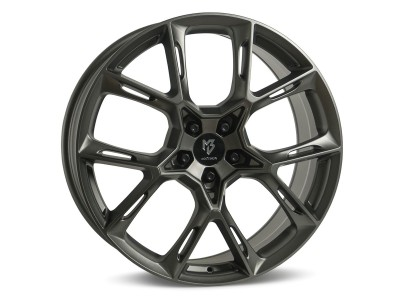 mbDesign KX1 Matt Grey Wheel