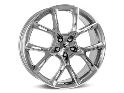 mbDesign KX1 Silver Felge