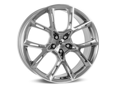 mbDesign KX1 Silver Wheel