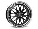 mbDesign LV1 Black Polished Felge