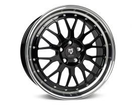 mbDesign LV1 Black Polished Wheel
