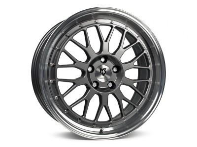 mbDesign LV1 Grey Polished Alufelni