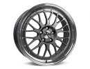 mbDesign LV1 Grey Polished Wheel