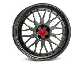 mbDesign LV1 Matt Gunmetal Wheel