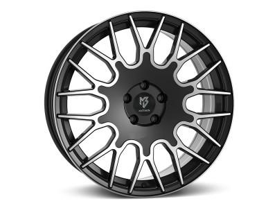 mbDesign LV2 Black Polished Alufelni