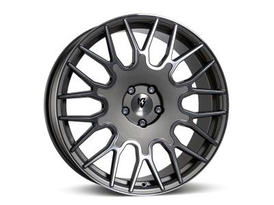 mbDesign LV2 Grey Polished Alufelni