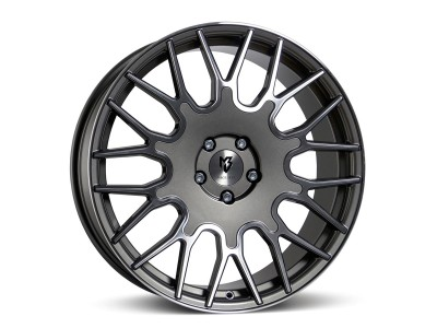 mbDesign LV2 Grey Polished Wheel