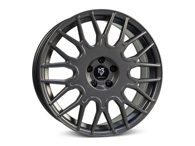 mbDesign LV2 Matt Grey Wheel