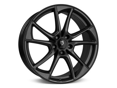 mbDesign MB1 Matt Black Wheel