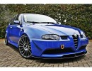 Alfa Romeo 147 GTA MX Front Bumper Extension