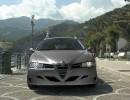 Alfa Romeo 156 EDS Front Bumper