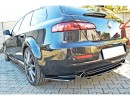 Alfa Romeo 159 Matrix Rear Bumper Extension