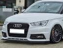 Audi A1 8X Facelift S-Line Invido Front Bumper Extension