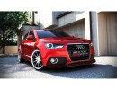 Audi A1 8X MX Front Bumper Extension