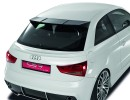 Audi A1 8X N2 Lower Rear Wing