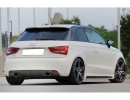 Audi A1 8X Razor Rear Bumper Extension