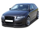 Audi A3 8P Facelift Verus-X Front Bumper Extension