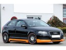 Audi A3 8P Recto Side Skirts