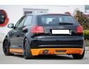 Audi A3 8P Recto2 Rear Bumper Extension