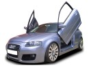 Audi A3 8P SR Front Bumper