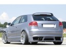 Audi A3 8P Vector Rear Wing