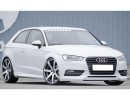 Audi A3 8V Recto Front Bumper Extension