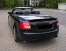Audi A4 8H Convertible J-Style Rear Bumper Extension