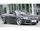 Audi A4 8H Convertible Vector Side Skirts