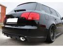 Audi A4 B7 / 8E Avant Intenso Rear Bumper Extension