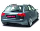 Audi A4 B7 / 8E Avant NewLine Rear Bumper Extension