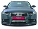 Audi A4 B8 / 8K Extensie Bara Fata Crono