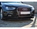 Audi A4 B8 / 8K Facelift Extensie Bara Fata Matrix