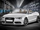 Audi A5 8T Facelift Enos Front Bumper Extension