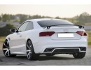 Audi A5 8T Facelift Vortex Rear Bumper Extension
