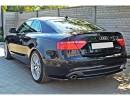 Audi A5 8T MX2 Rear Bumper Extension