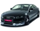 Audi A5 8T NewLine Front Bumper Extension