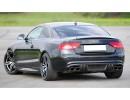 Audi A5 8T Vortex Rear Bumper Extension